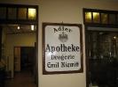 AUSSTATTUNG DER ADLER APOTHEKE IM MUSEUM VON SWAKOPMUND