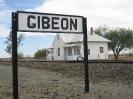 BAHNSTATION GIBEON